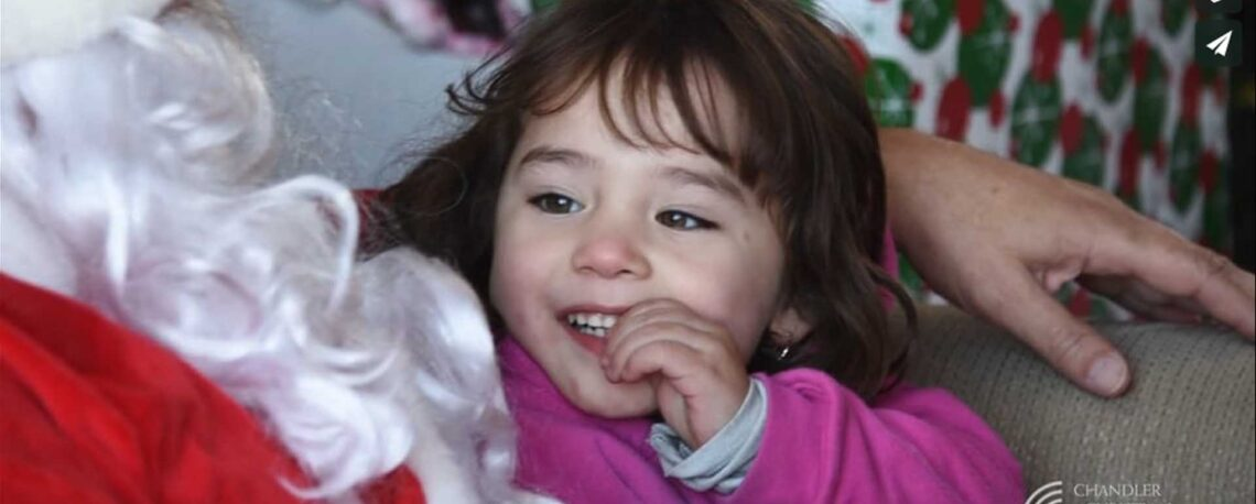 Operation Santa Provides Christmas Gifts to Nearly 1,000 Children