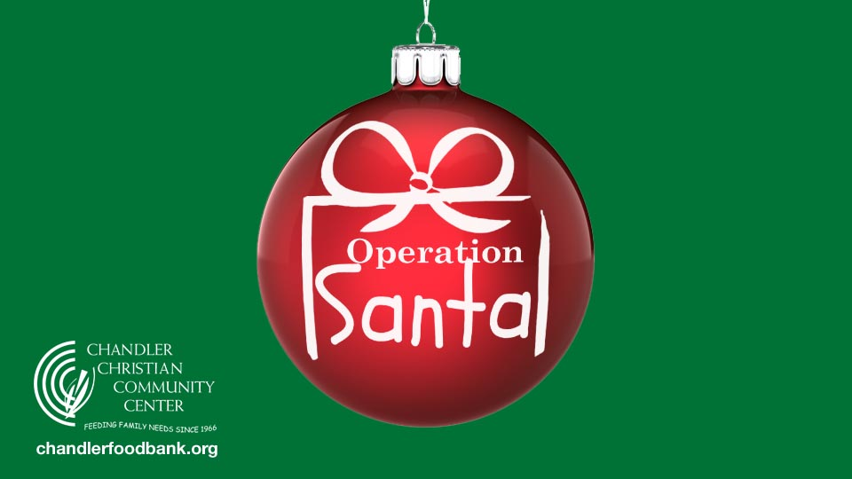 A Mother is Thankful for Operation Santa